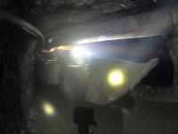 underground Frontloader